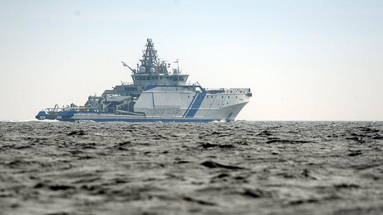 Finlandia lanza explosivos contra  un sospechoso submarino extranjero