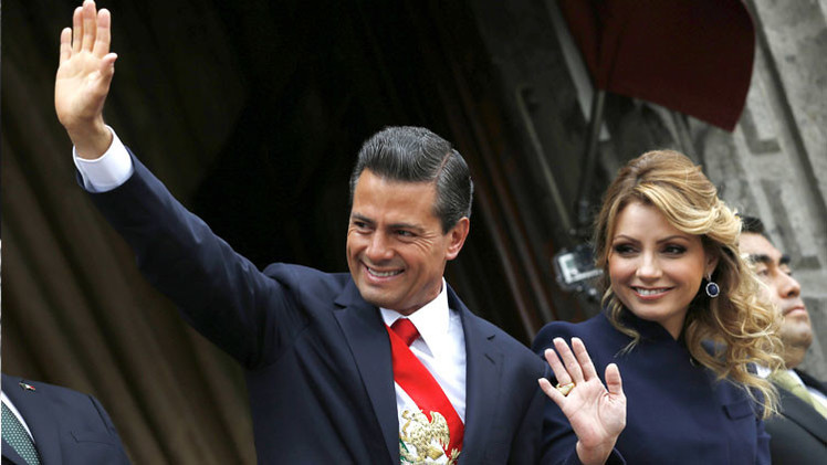 """""""Angélica Rivera se ha convertido en una crisis para Peña Nieto"""""""
