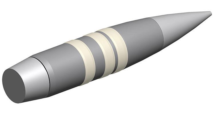VIDEO: EE.UU. somete a pruebas la bala teledirigida Exacto