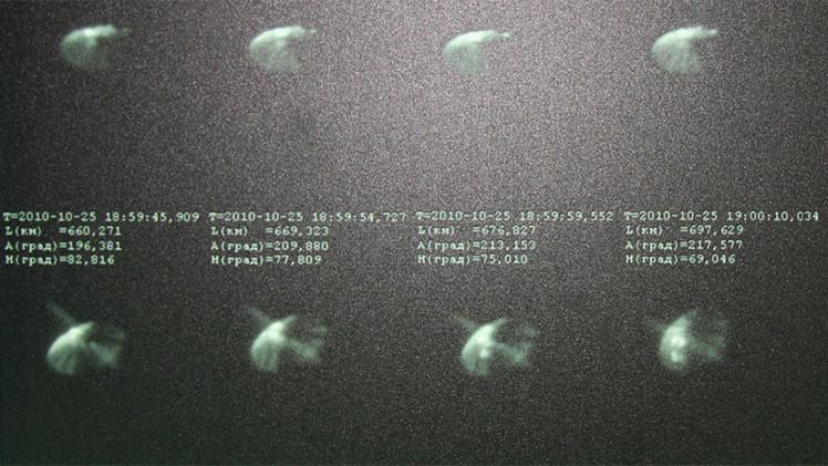 El satélite espía Lacrosse 3