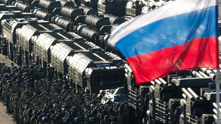 """""""Rusia es el verdadero muro contra el que se estrella todo tipo de maniobra occidental"""""""