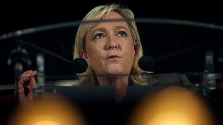 Marine Le Pen: La reunificación de Crimea con Rusia es una corrección de los errores de la UE