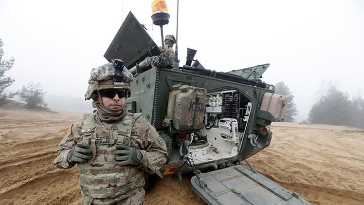 """""""¿Por qué el 99% de los ejercicios de la OTAN se llevan a cabo en el flanco oriental?"""""""