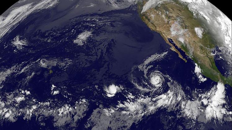 Una misteriosa masa de agua caliente en el Pacífico alarma a los científicos