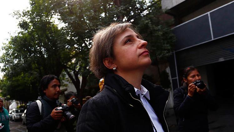 """Periodista: """"Gobierno ofreció 5 millones de pesos a un abogado para que perdiera el caso Aristegui"""""""