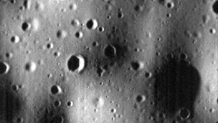 La sonda Messenger se estrella contra Mercurio tras 4 años de exitosa misión