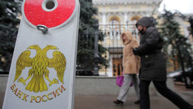 El Banco de Rusia rebaja la tasa clave un 1,5% fortaleciendo el rublo