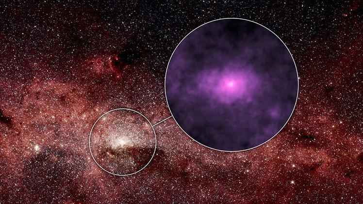 La NASA capta 'gritos' de estrellas zombi