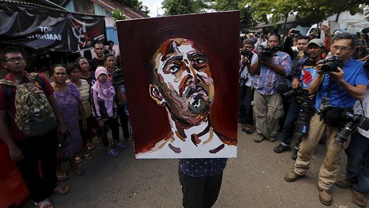 Los fusilados en Indonesia murieron cantando himnos religiosos y mirando a los ojos de sus verdugos