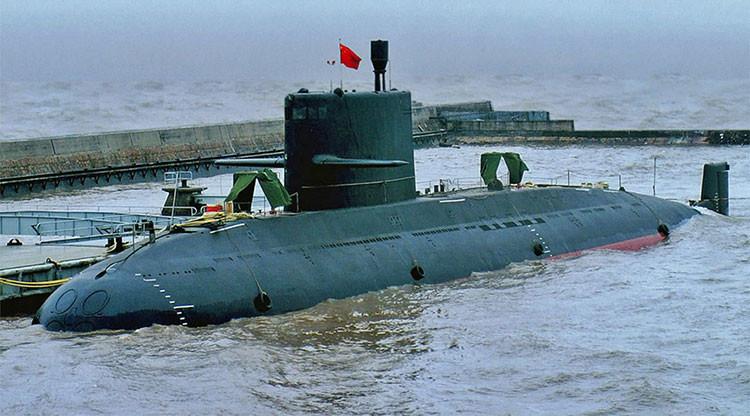 """Cuatro armas más de China que """"la Marina de EE.UU. debería temer"""""""