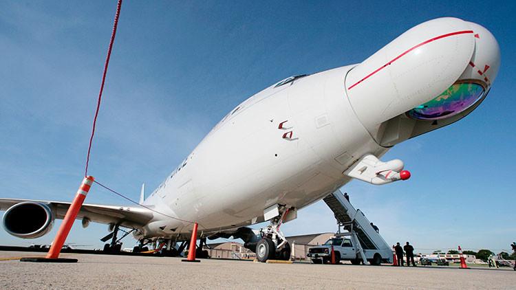 Laser aerotransportado ABL (Airborne Laser)