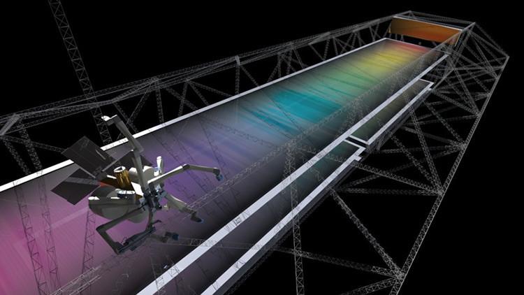 La NASA: Arañas-robot \'tejerán\' grandes estructuras espaciales en ...