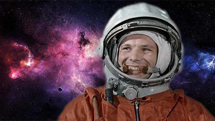 """Dijo """"¡Vámonos!"""", y empezó el fascinante viaje al espacio"""