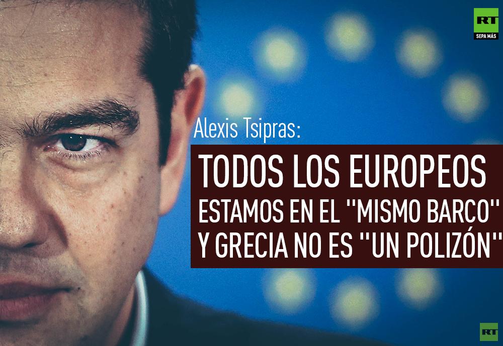Tsipras en Moscú