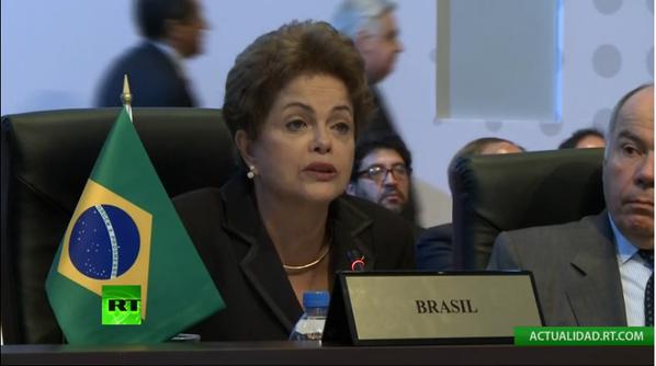 Presidenta de Brasil visitará EE.UU. por primera vez tras el escándalo diplomático