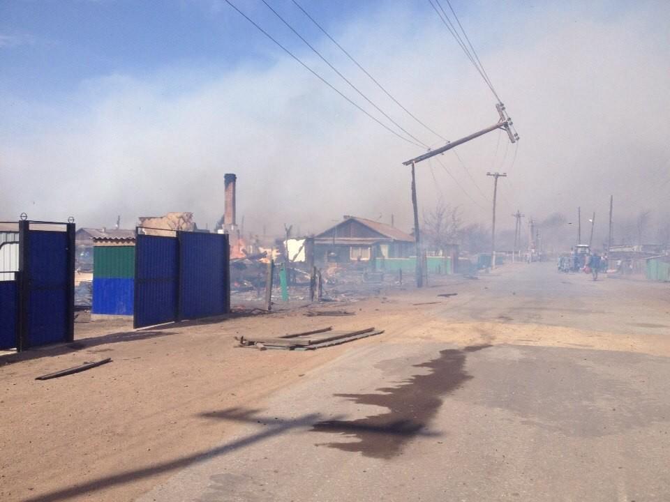Incendios forestales dejan cinco muertos y 108 heridos en el oriente ruso