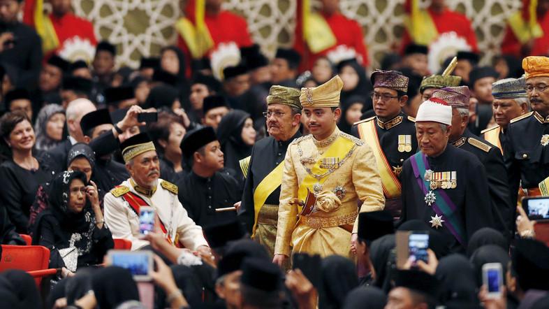 Las nupcias del príncipe Abdul Malik