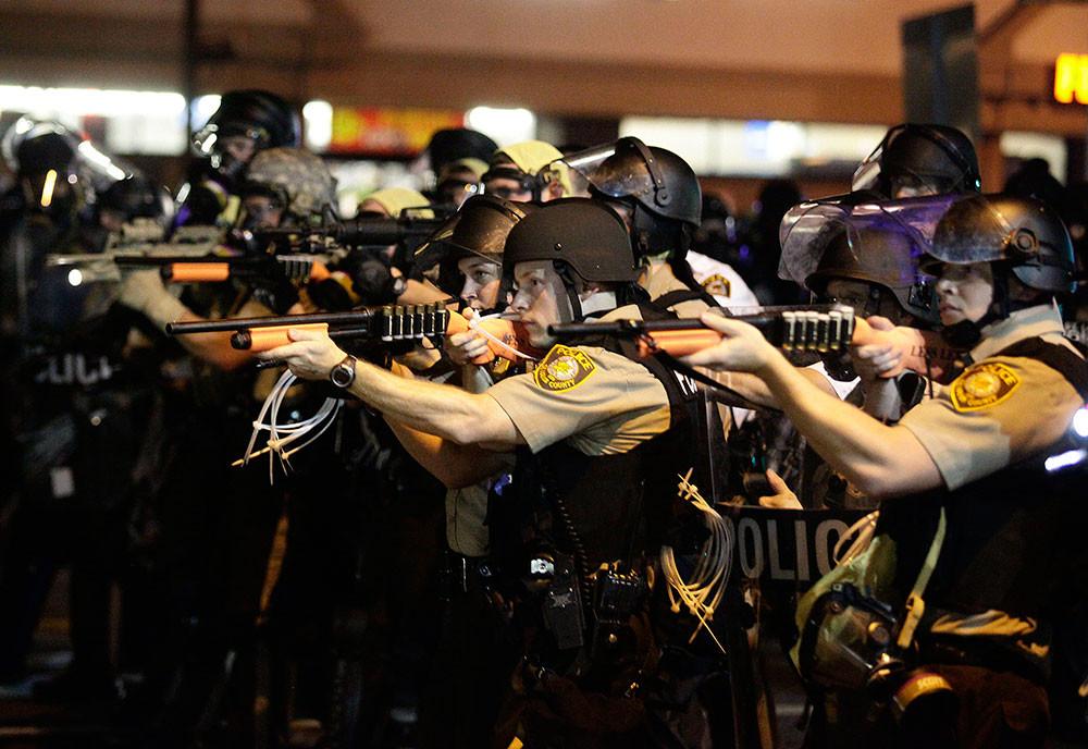 Policías de EE.UU.