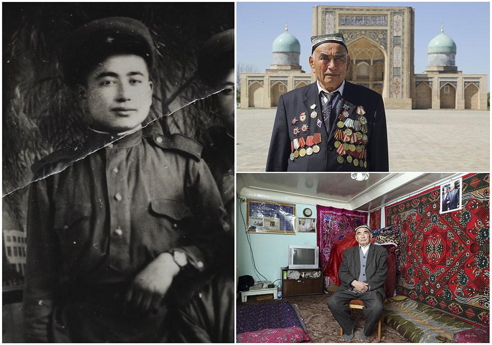 Uzokboy Ajrayev