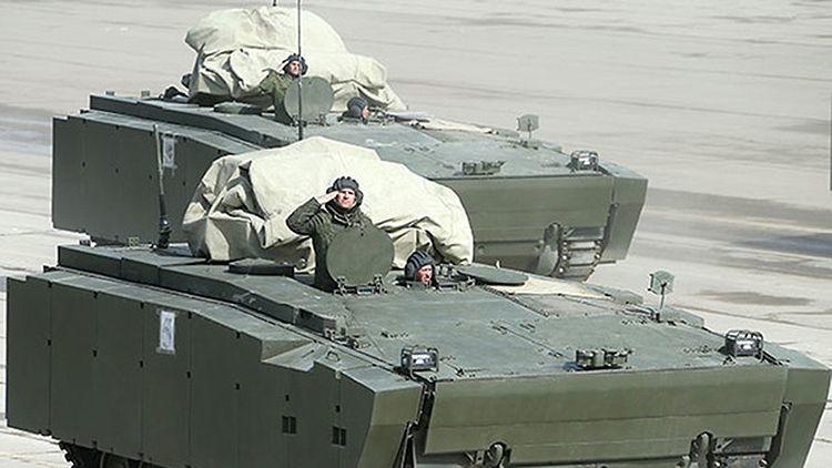 Vehículo de combate Kurganets-25
