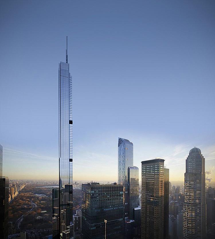 el edificio residencial ms alto del mundo en nuevo york