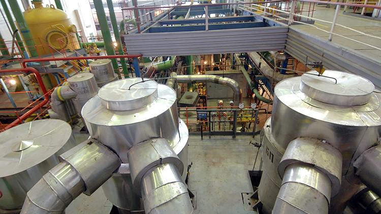 Suministro de combustible nuclear ruso para reactores argentinos