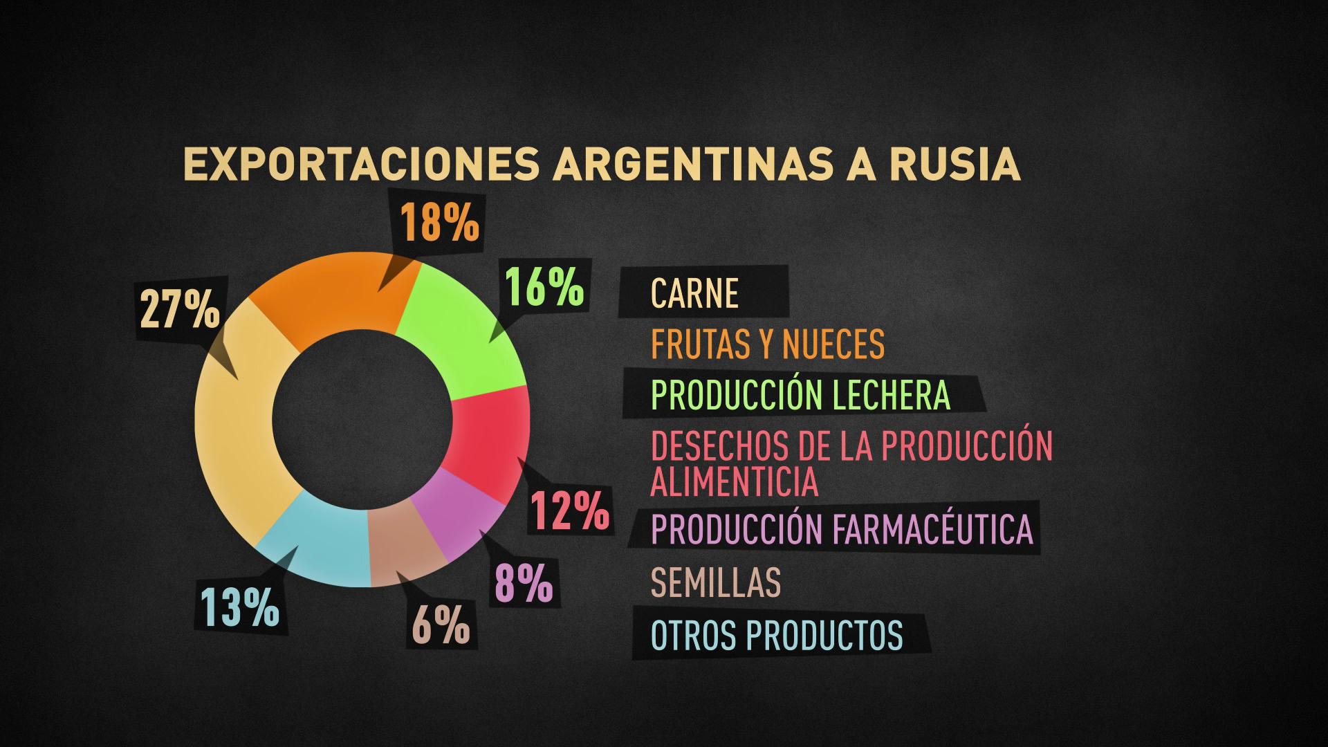 ¿Qué acuerdos pueden firmar en Moscú Cristina Fernández de Kirchner y Vladímir Putin?