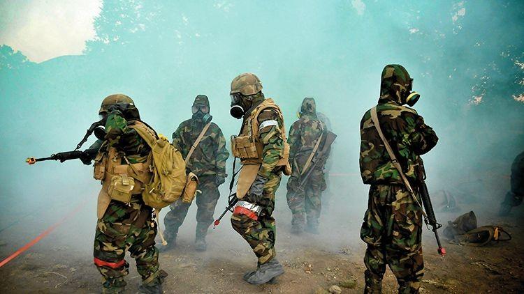 Resultado de imagen de Las cinco armas químicas más poderosas y utilizadas en el mundo