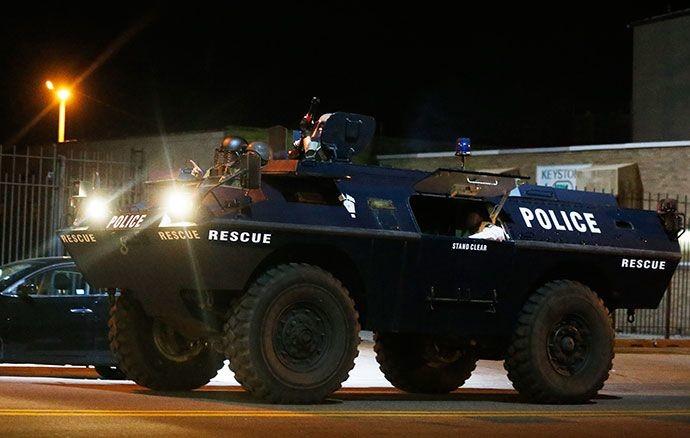 Guardia Nacional en Baltimore