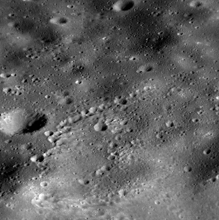 La sonda Messenger se estrella contra Mercurio tras 4 años de misión