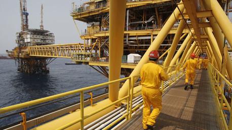 Se registra una explosión en una plataforma petrolera de Pemex en golfo de México