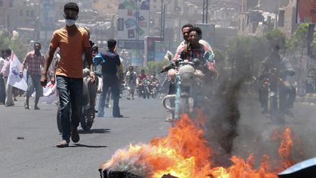 El consulado general de Rusia resulta afectado por los bombardeos en Yemen