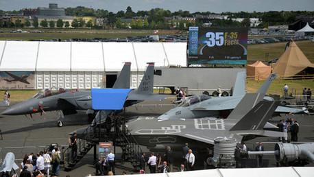 F-35, fiasco estadounidense