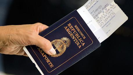 El pasaporte de Argentina es más poderoso en la región