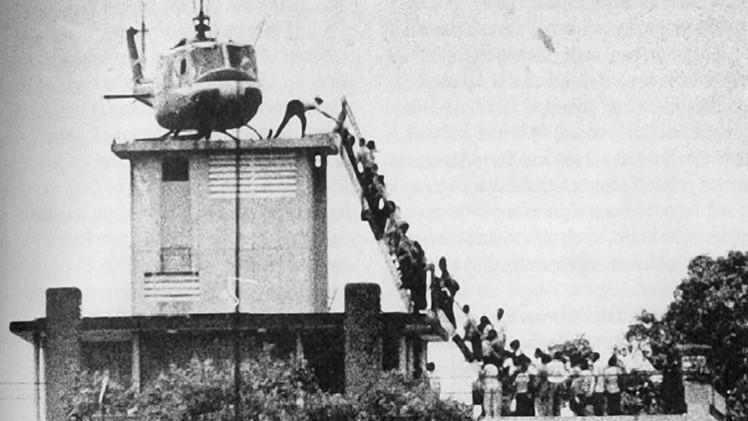La CIA revela hechos desconocidos sobre la evacuación de Saigón