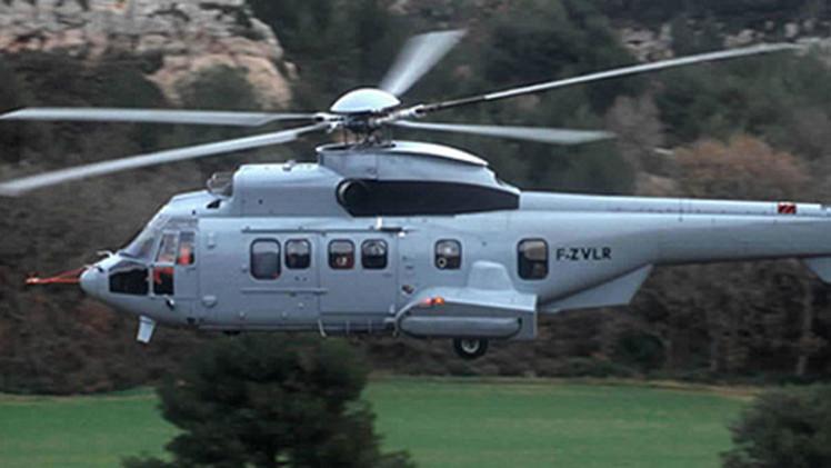 Hombres armados derriban helicóptero del Ejército en México