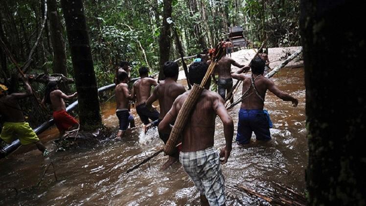 Brasil: Tribus amazónicas exigen detener la construcción de presas hidroeléctricas