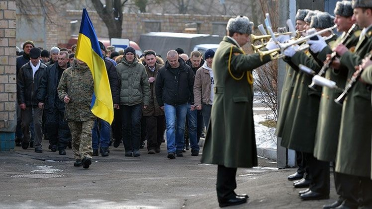 "Fiscal general militar de Ucrania: ""Reclutamos a epilépticos y tuberculosos"""