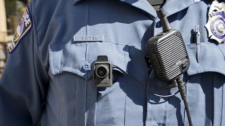 EE.UU. quiere gastar 20 millones de dólares en cámaras de cuerpo para la Policía