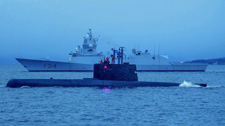Noruega sale a la caza de submarinos en aguas profundas e invita a la OTAN
