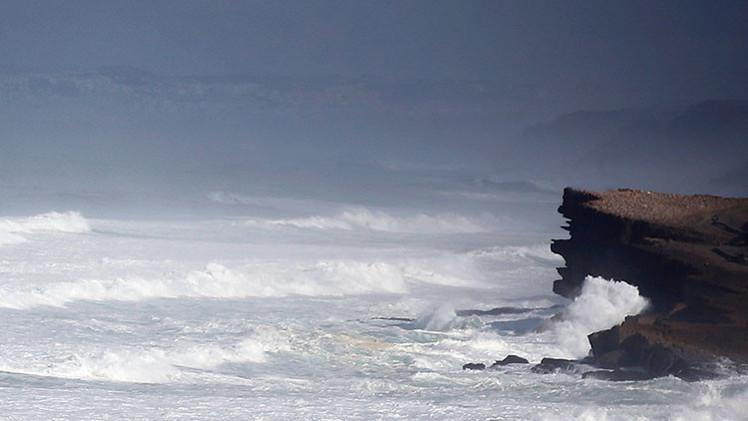 Detectan en el Atlántico 'zonas muertas' que se desplazan hacia el oeste