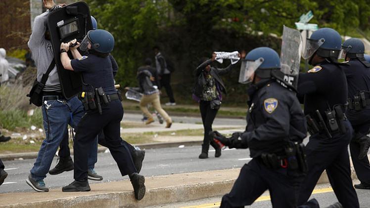 ¿Cómo habría reaccionado Occidente si Baltimore estuviera en otro rincón del mundo?