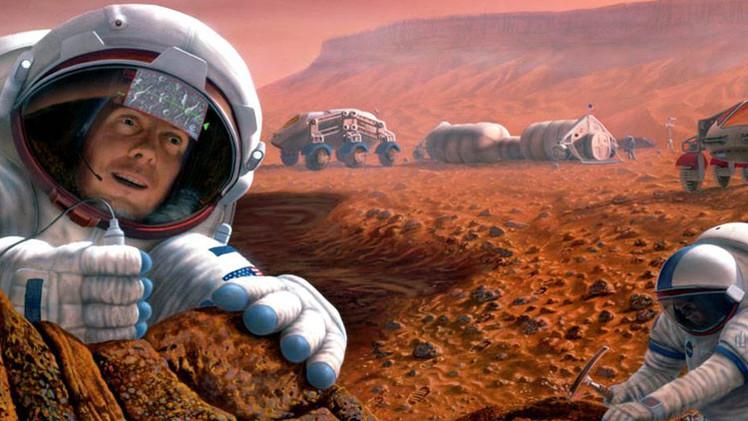 ¿Pérdida total de memoria? Científicos revelan qué pasará con el cerebro de astronautas en Marte
