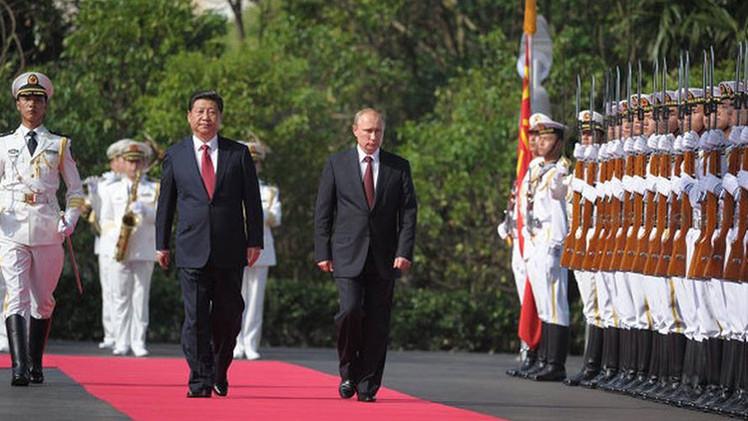 'The Washington Times': La alianza entre Rusia y China es un duro golpe para EE.UU.