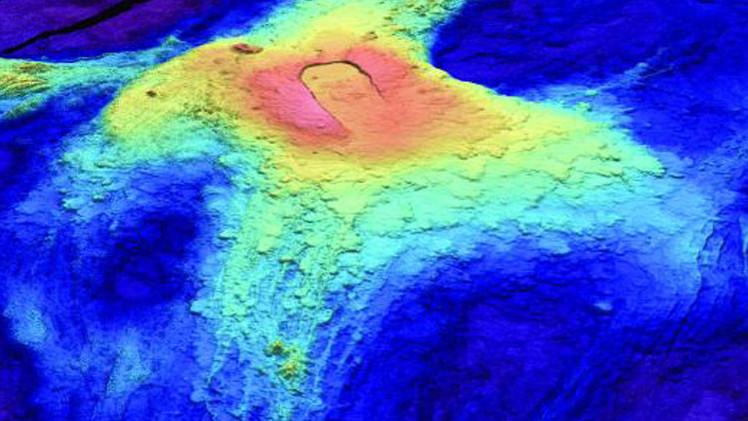 Un volcán submarino arroja lava durante toda la semana en EE.UU., ¿catástrofe a la vista?