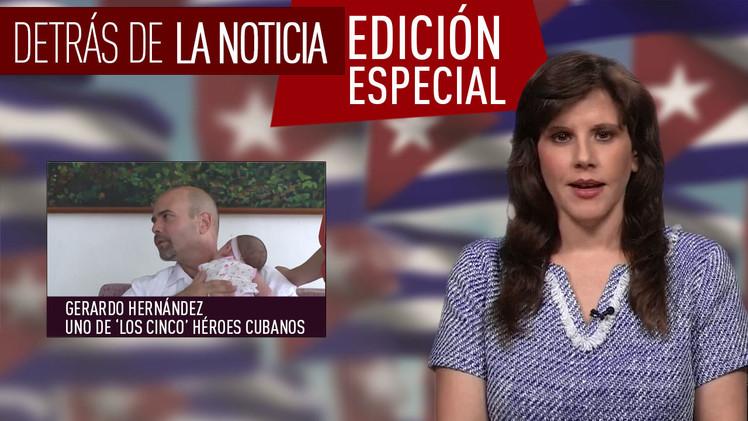 Entrevista con Gerardo Hernández, uno  de 'los cinco' héroes cubanos
