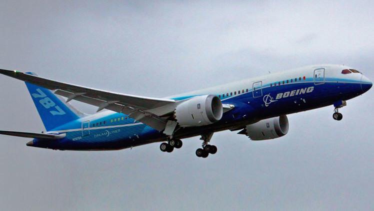 'Fallo Épico': Si se deja encendido Boeing 787 durante días, podría caer del cielo