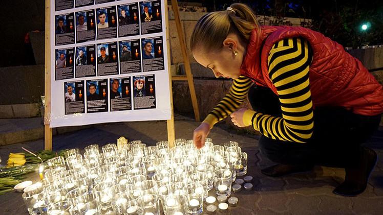 "Global Research: ""El terror en Odesa permitió que Obama controlara Ucrania"""