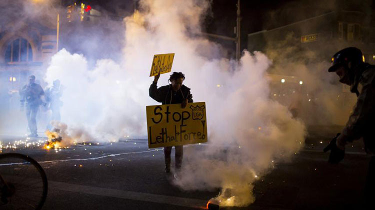 Tensión en Baltimore y otros hitos mundiales que cambiaron el mundo esta semana