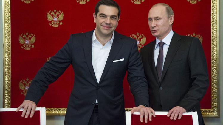 """""""Grecia debería acercarse a Rusia y los BRICS de una manera más decidida"""""""